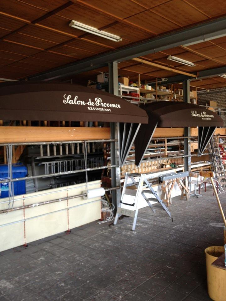 Salon de provence 1 witte bv for Restaurant a salon de provence